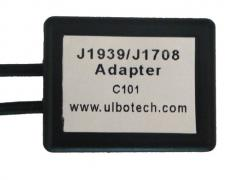 J1939/J1708 adapter