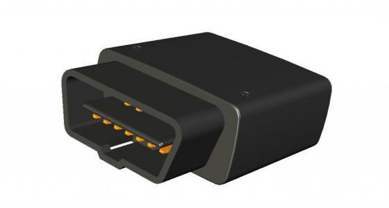 4G LTE Hotspot OBD GPS Tracker